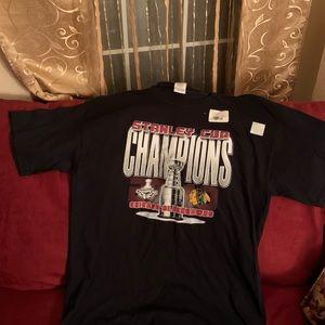 Blackhawks Stanley Cup championship shirt